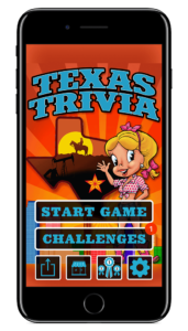 Texas Trivia Game For iPhone